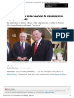 353710577906 Michel Temer Faz Anúncio Oficial de Seus Ministros