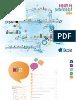 Reporte Essbio2014