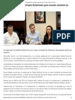 31/05/16  Sin impugnaciones concluyen licitaciones para rescate carretero en Sonora -SDPNoticias
