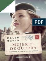 Bryan Helen - Mujeres De Guerra.epub