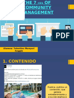 The 7 Ces of Community Management