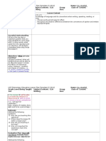 lesson planning for differntiation revised