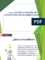 PPT Conflictos Sociambientales