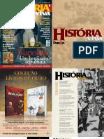 Revista Historia Viva - Ano 1 - Ed01 - Napoleao