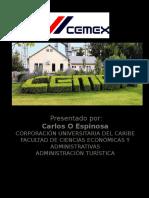 Responsabilidad Social Empresarial CEMEX