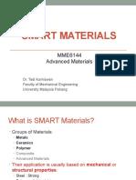 Smart Materials