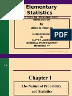 bman01 ELEMENTARY STATISTICS