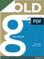 Gold Advanced Coursebook