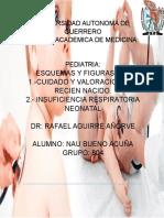 Autoevaluacion 3 de Pediatria