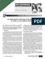 La Regularización tributaria en las operaciones no reales y en los delitos tributarios.pdf
