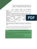 El poliestireno expandido tiene un gran potencial de aplicacion en la ingeniería civil gracias a las ventajas que ofrece como material de cimentación ligero debido a sus especiales propiedades.docx