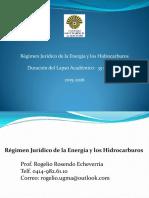 1. Tema 1 y 2 - Derecho de La Energia UGMA