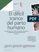 L2-El Difícil Trance del Parto Humano