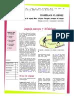 Publicación Lenguaje 2016-I