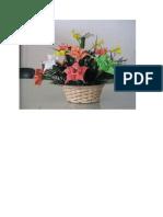 Bunga Tali Rafia