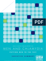 Men and chlamydia - putting men to the test