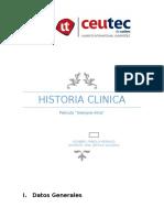 Historia Clinica Siempre Alice
