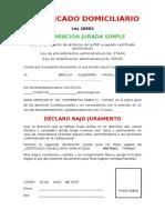 Ley 28882 - Certificado Domiciliario - Color - 2 Braulio-2015