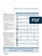 Sistema hibrido de media tension