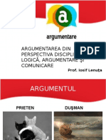 Argumentarea (1)