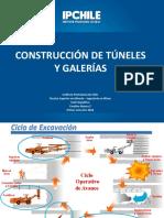 PERFORACIÓN DE TÚNELES.