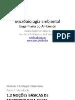 Revisão Microbiologia