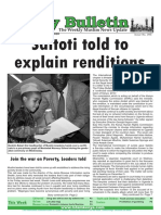 Friday Bulletin 395