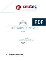 Historia Clinica_Mr. Jones