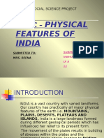 physical Features of  INDIA.ppt