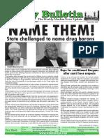 Friday Bulletin 396