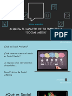 Encuentro digital social analytics