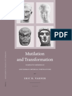 Mutilation and Transformation(damnatio memoriae and Roman Imperial portraiture)