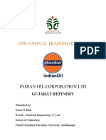 Vocational Training Report-IOCL