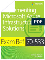 Implement Azure Solutions - platforma Azure
