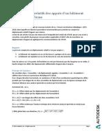 RSA - Déplacements Relatifs Des Appuis Sous Séisme