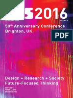 Proceedings of DRS 2016 volume 8