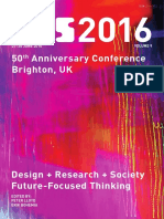 Proceedings of DRS 2016 volume 9