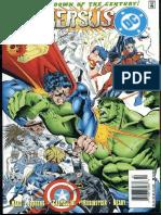 DC vs Marvel # 3