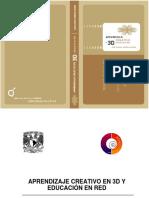 LibroAprendizaje Creativo En3DyEdenRed2012