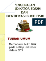 1. Pengenalan 62 Indikator Eds & Identifikasi Bukti Fisik