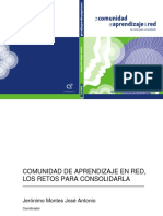 Libro Retos Comunidad Apred