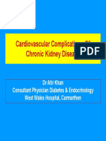 Cardiovascular Complications of Chronic Kidney Disease