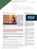 Meaning of Satyam Shivam Sundaram