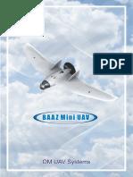Bazz Mini UAV