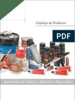 Catálogo de Adhesivos 3M