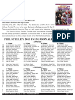 All-America team preview