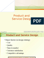 Module-4 Product and Service Design