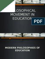 Modern Philosophical