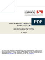 DUBAI SME_Hospitality Study