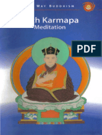 16th Karmapa Meditation